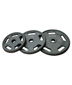 Cast Steel Olympic Plate Set