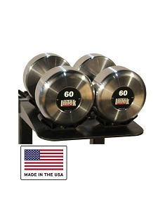 Kräft Steel RAW Dumbbell Set
