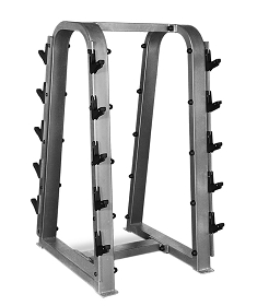 Fixed Barbell Rack