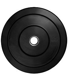 Champion Series Rubber Bumper Plates