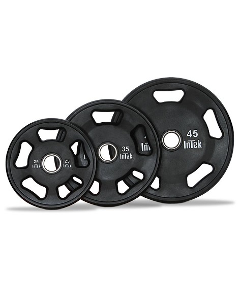 Armor Series Solid Urethane Olympic Plates